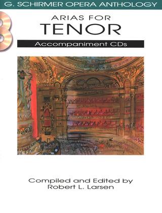 Schirmer Opera Anthology G Arias for Bass