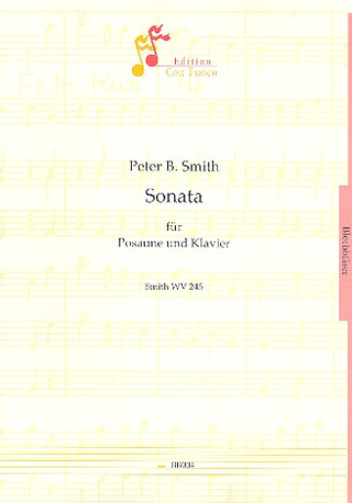 Peter B. Smith: Sonate Smith Wv 245
