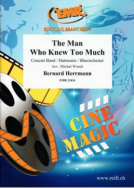 Bernard Herrmann: The Man Who Knew Too Much