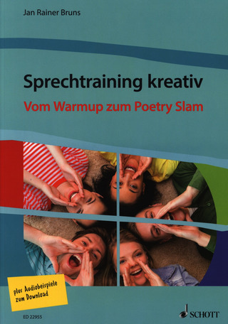 Jan Rainer Bruns: Sprechtraining kreativ