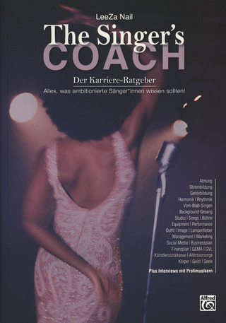 LeeZa Nail: The Singer's Coach
