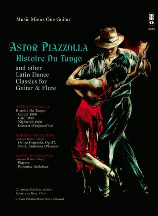 Astor Piazzolla: Histoire du Tango and other Latin Classics