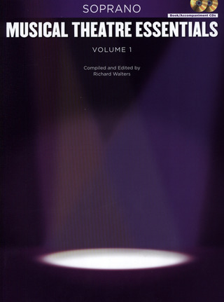 Musical Theatre Essentials: Soprano - Volume 1 (Book/2CDs)