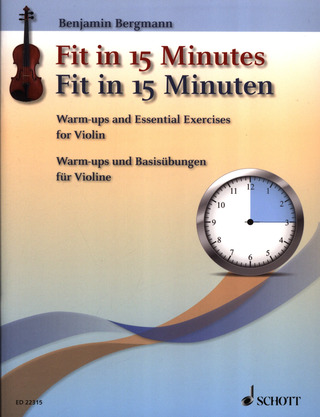 Benjamin Bergmann: Fit in 15 Minuten