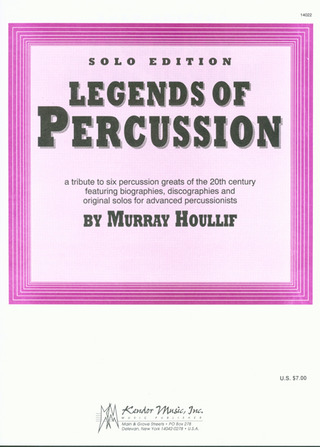 Murray Houllif: Legends Of Percussion