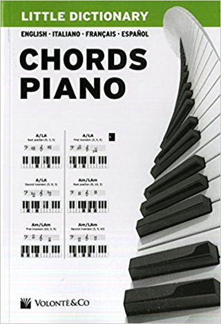 Pierangelo Valentini: Little Dictionary – Chords Piano