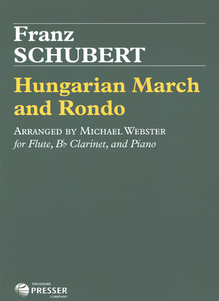 Franz Schubert: Hungarian March and Rondo