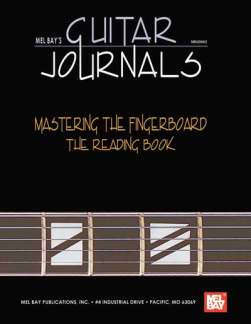Guitar Journals - Mastering The Fingerboard (Reading Book)