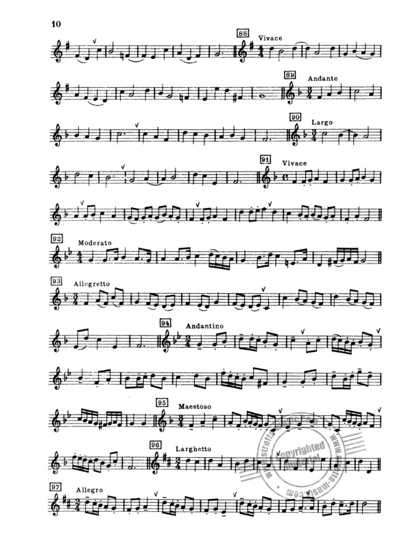 Rodgers Philipp: Sight Reading Exercises (2)
