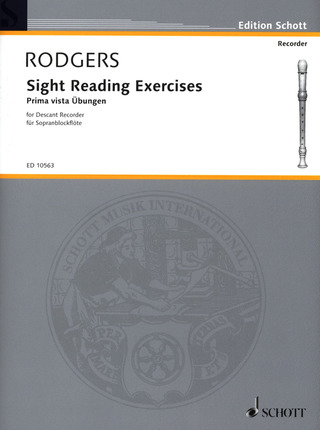 Rodgers Philipp: Sight Reading Exercises