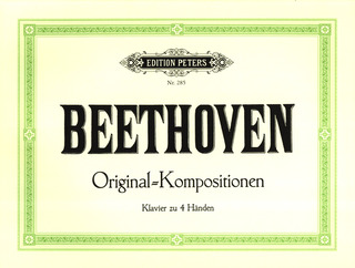 Ludwig van Beethoven: Original-Kompositionen