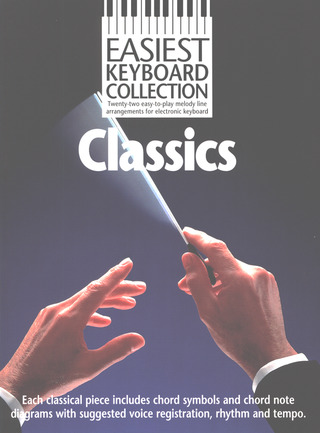 Easiest Keyboard Collection Classics MLC