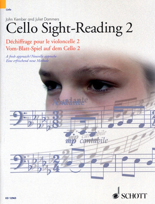 John Kember: Cello Sight-Reading 2