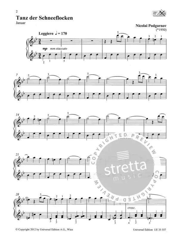 the seasons  die jahreszeiten für klavier 2012 von