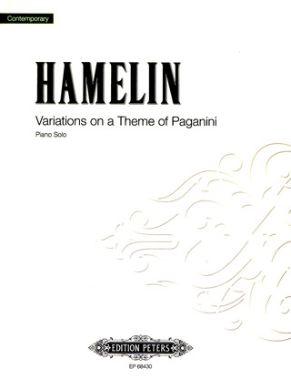 Zequinha de Abreu: Variations on a Theme of Paganini (2011)