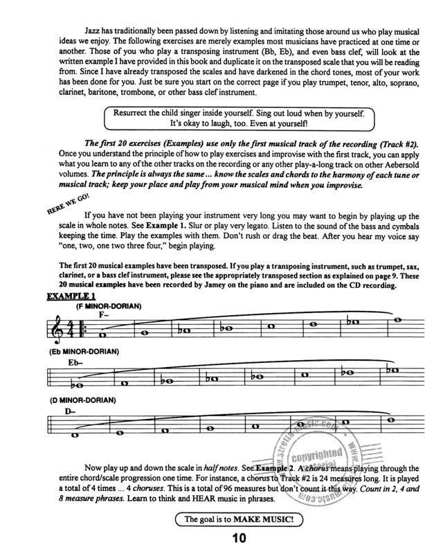 Jamey Aebersold: How To Play Jazz And Improvise 1 (1)