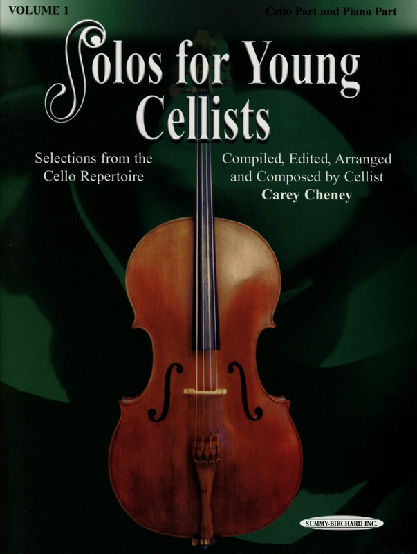 Solos For Young Cellists 1
