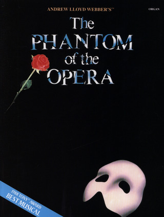 Andrew Lloyd Webber: The Phantom Of The Opera (Organ)