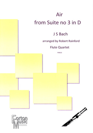 Johann Sebastian Bach: Air from Suite no 3 in D
