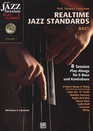 Realtime Jazz Standards Vol.1 (+CD)