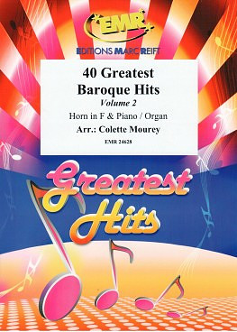 40 Greatest Baroque Hits 2