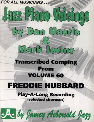 Jazz Piano Voicings 64 – Salsa Latin Jazz from Mark Levine