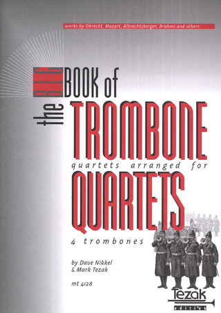 Big Book Of Trombone Quartets