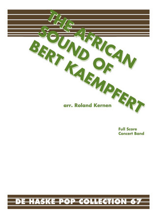 Bert Kaempfert: The African sound of Bert Kaempfert