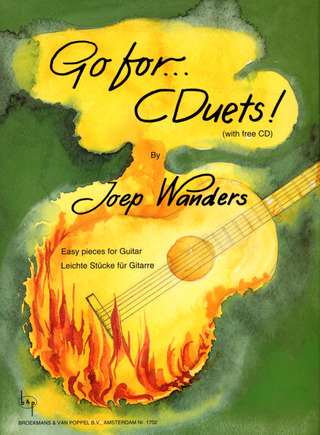 Joep Wanders: Go for CDuets!