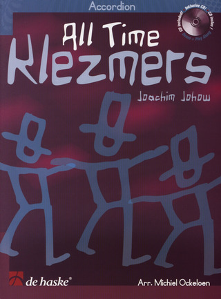 Joachim Johow: All Time Klezmers