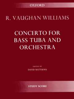 Ralph Vaughan Williams: Concerto for bass tuba and orchestra