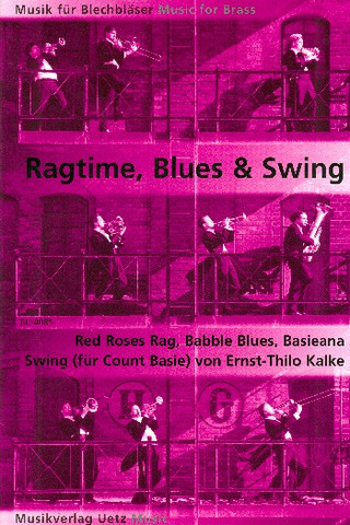 Ernst-Thilo Kalke: Ragtime, Blues and Swing