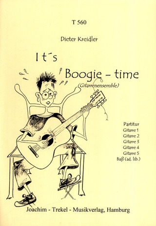 Dieter Kreidler: It's Boogie Time
