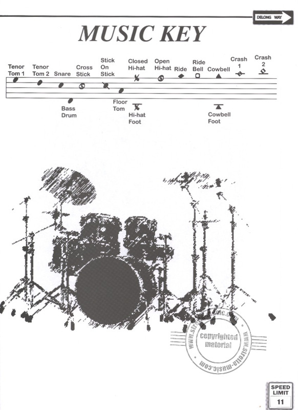 Paul DeLong: Polyrhythmic Creativity on the Drumset (1)