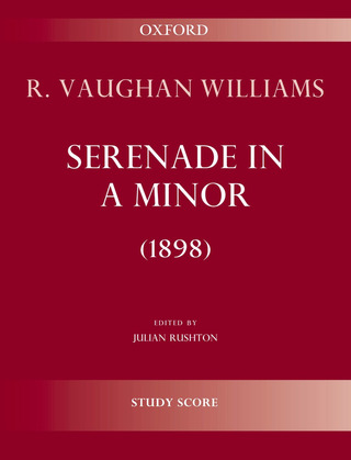 Ralph Vaughan Williams: Serenade A-Moll