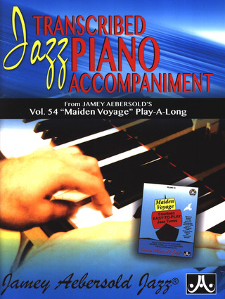 Jamey Aebersold: Jazz Piano Voicings Aus Bd 54
