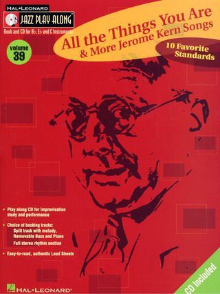 Jerome David Kern: All The Things You Are And More Jerome Kern Songs
