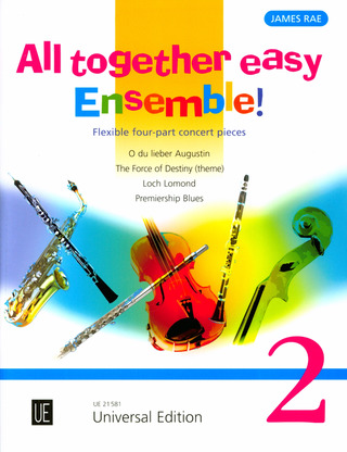 All together easy Ensemble! 2