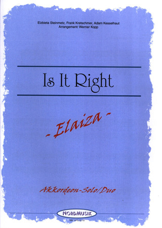 Elaiza: Is it right