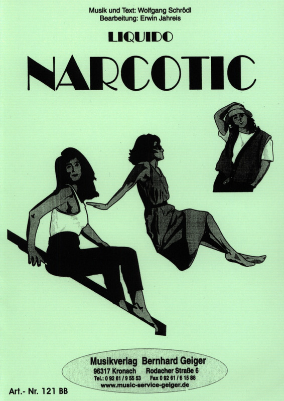 Wolfgang Schrödl: Narcotic