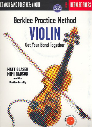 Matt Glaser y otros.: Berklee Practice Method: Violin