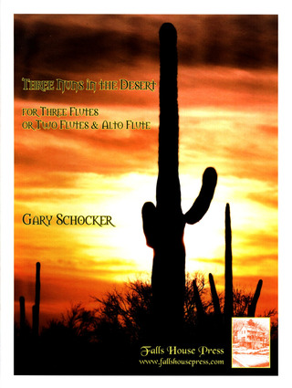 Gary Schocker: Three Nuns in the Desert