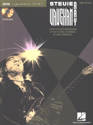 Stevie Ray Vaughan – Signature Licks