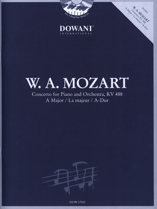 Wolfgang Amadeus Mozart: Concerto for Piano and Orchestra KV 488