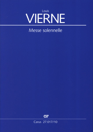 Louis Vierne: Messe solennelle in C-sharp minor op. 16