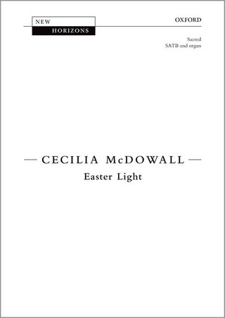 Cecilia McDowall: Easter Light