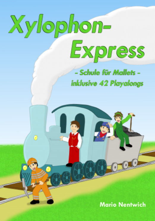 Mario Nentwich: Xylophon-Express