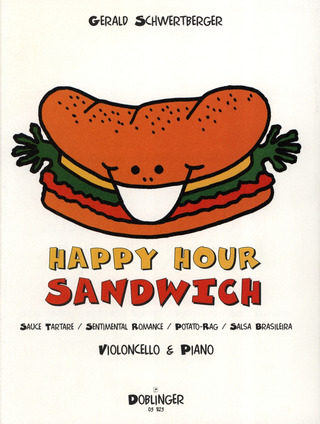 Gerald Schwertberger: Happy Hour Sandwich