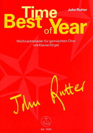 John Rutter: Best Time of Year