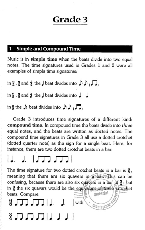 Eric Taylor: First Steps in Music Theory (3)